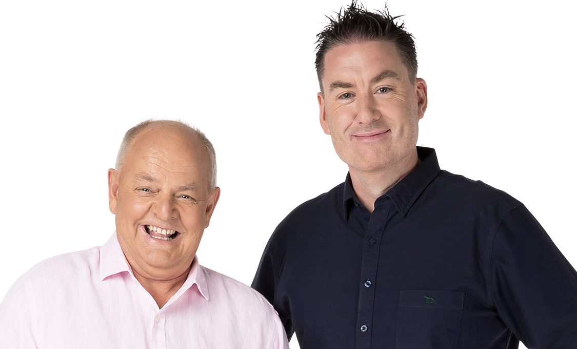 The Gardening Show with Michael Keelan and Leith Forrest